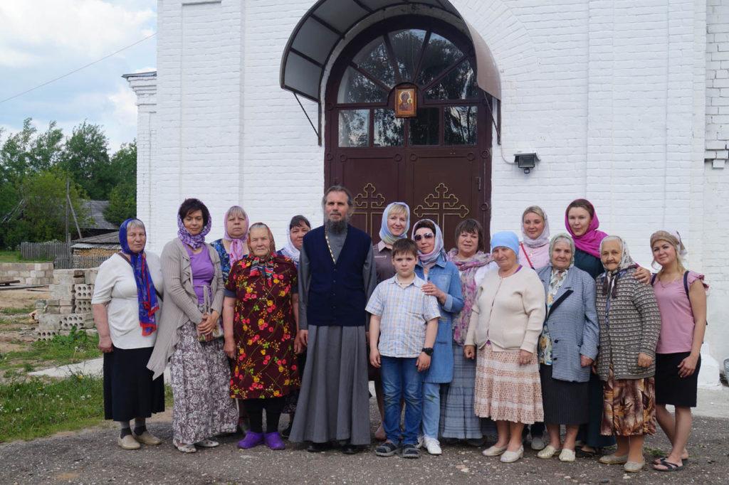Симаково. Казанский Храм