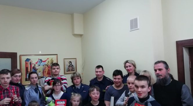 К проекту «Надежда» присоединились ФКУ ИК-4 УФСИН России