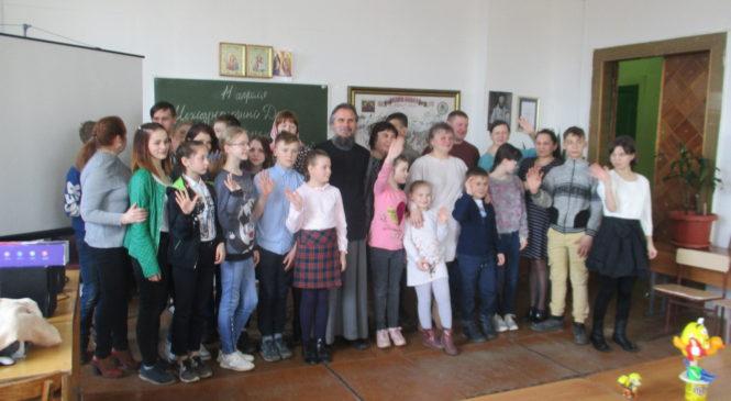 Концерт воспитанников детского дома для детей инвалидов