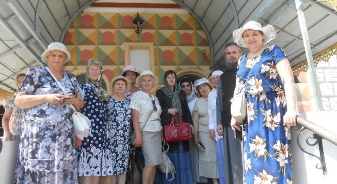 Паломническая поездка в Свято-Троицкий Ипатьевский мужской монастырь
