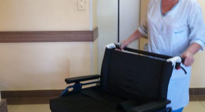 КТВ о передаче колясок