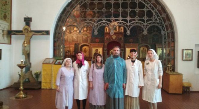 Положено начало сестричества на базе ЕЦЗМ «Малая церковь»