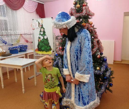 Свет Рождественской звезды в КСРЦН