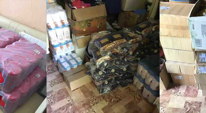 Продуктовая помощь в Пучеж